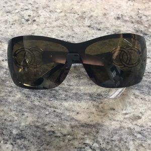 Womens Chanel Sunglasses